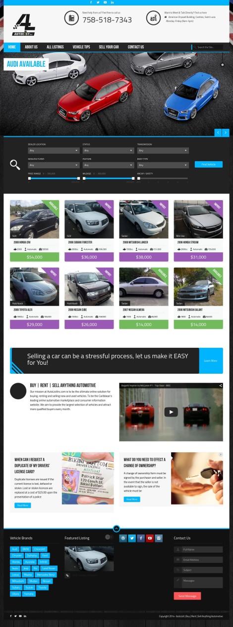 Autolistinc.com